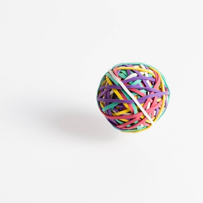 Rubber Band Ball 275ct Multicolor - Up&Up