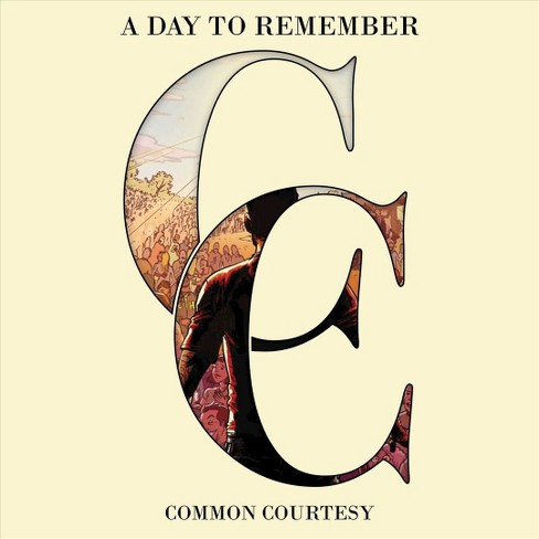 Day to remember - Common courtesy (Vinyl) - image 1 of 1