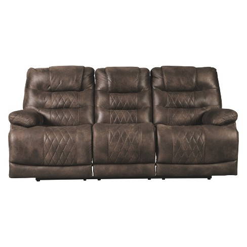 Welsford Reclining Sofa With