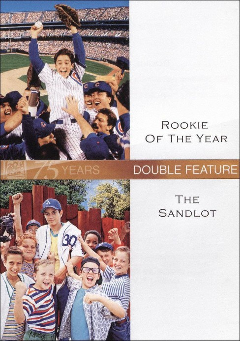 Rookie of the Year/The Sandlot [Fox 75th Anniversary] [2 Discs] - image 1 of 1