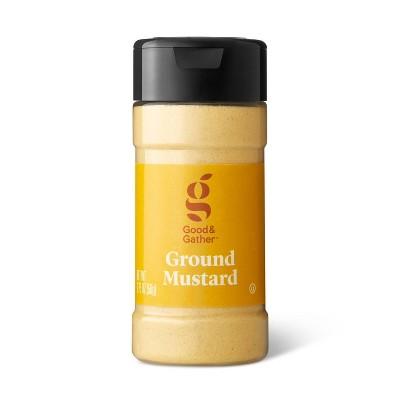 Ground Mustard - 1.75oz - Good & Gather™