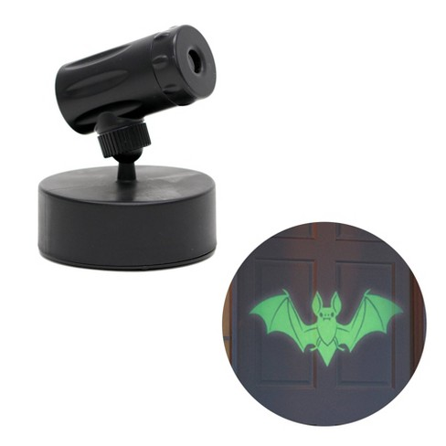 Philips Bat Halloween Battery Operated LED Projector - image 1 of 4