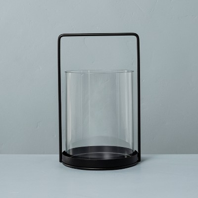 Glass & Metal Candle Lantern - Hearth & Hand™ with Magnolia