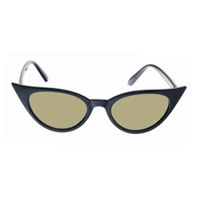 Cateye Glitter Sunglasses - Wild Fable™ Gold Shimmer
