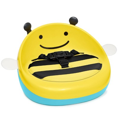 Skip Hop Zoo Booster Seat - Yellow Bee