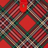 Papyrus Plaid Chic Large Gift Bag - image 2 of 4