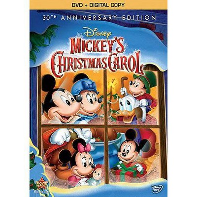 Mickey's Christmas Carol (30th Anniversary Edition) (DVD)