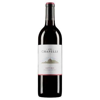 Ste Chapelle Soft Red Wine - 750ml Bottle