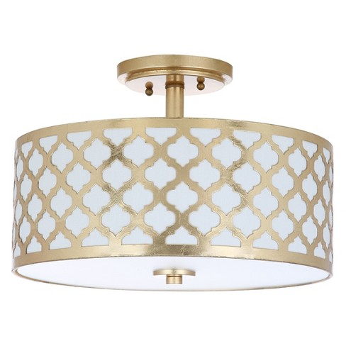 Flush Mount Ceiling Lights - Safavieh® - image 1 of 4