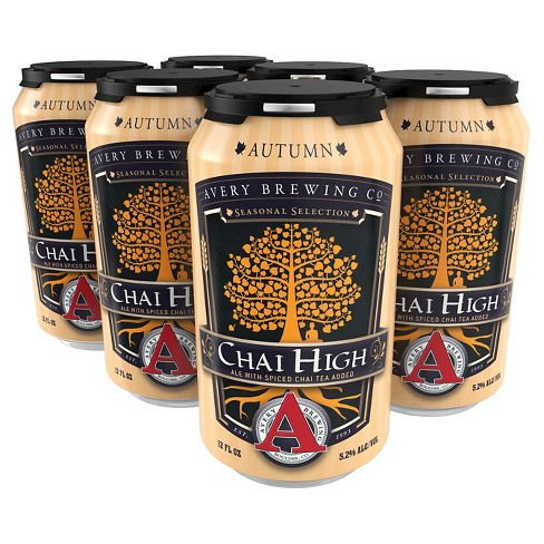 Avery® Chai High - 6pk / 12oz Cans - image 1 of 1