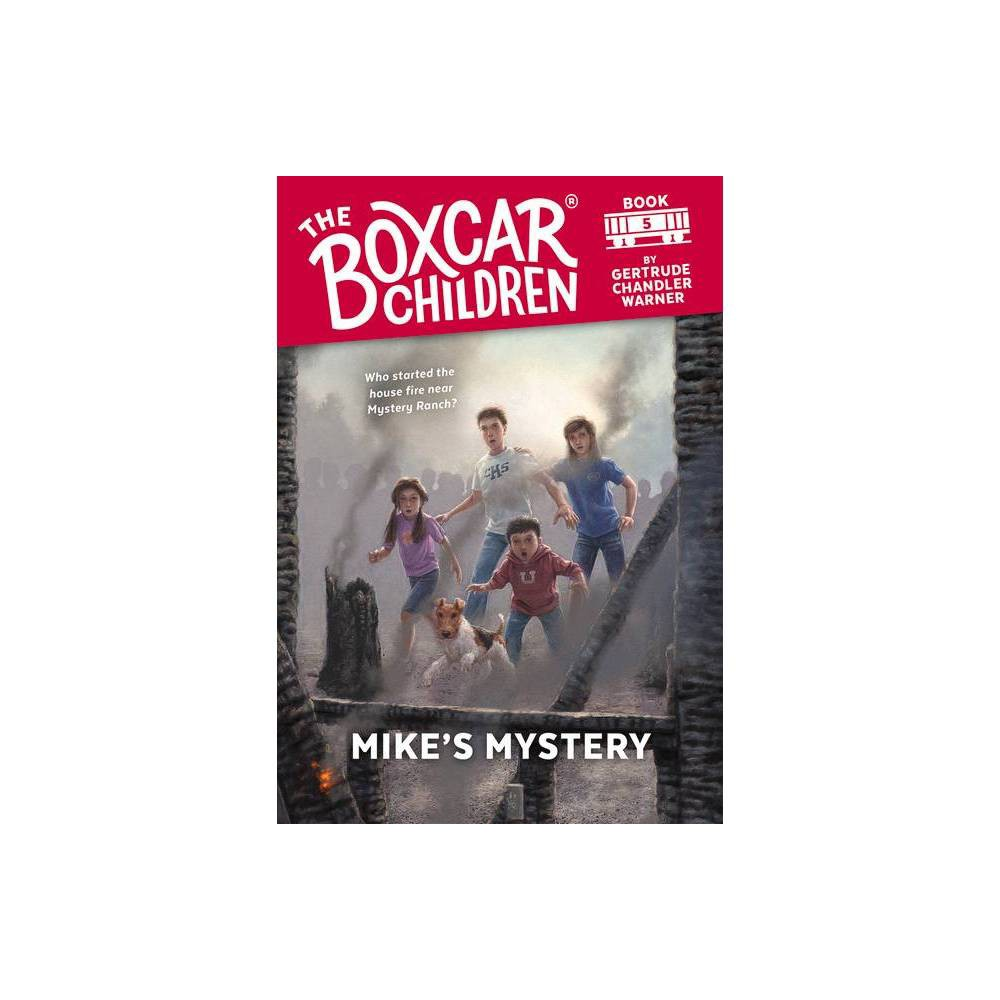 Mike S Mystery Boxcar Children By Gertrude Chandler Warner Paperback