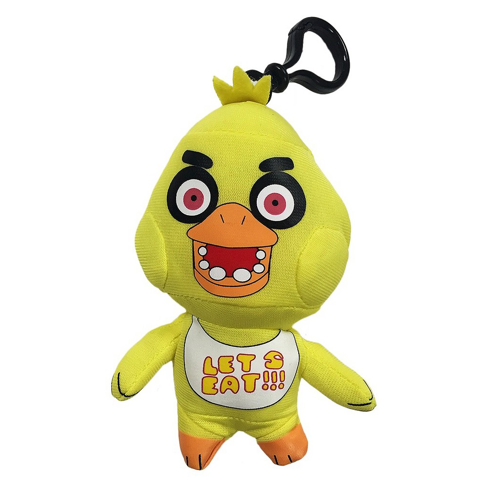 Five Nights at Freddys Plush Chica