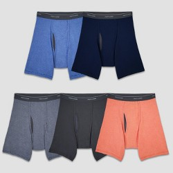 Fruit of the Loom Men's 5pk Coolzone Boxer Briefs