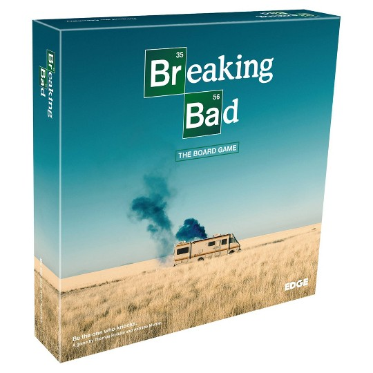 Asmodee Breaking Bad The Board Game image number null
