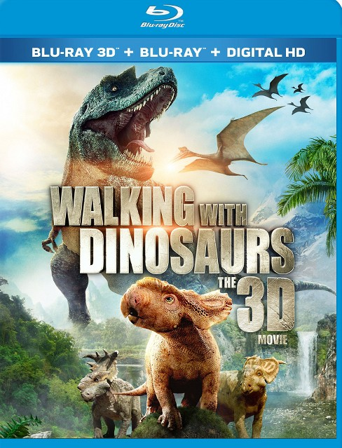 Walking With Dinosaurs 3d (Blu-ray) - image 1 of 1