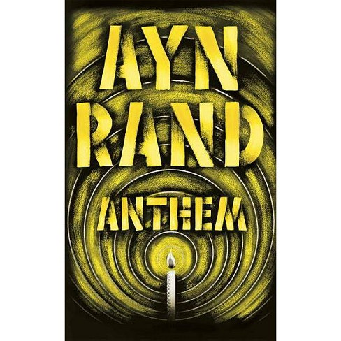 Anthem 50 Edition By Ayn Rand Paperback Target