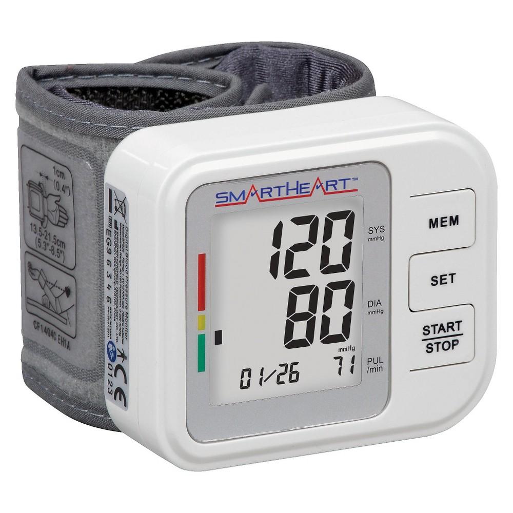 Veridian Healthcare Automatic Digital Blood Pressure Wrist Monitor