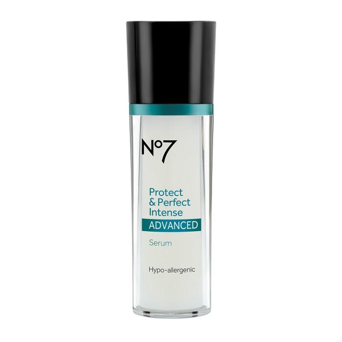 No7 Protect & Perfect Intense Advanced Serum Bottle - 1oz : Target