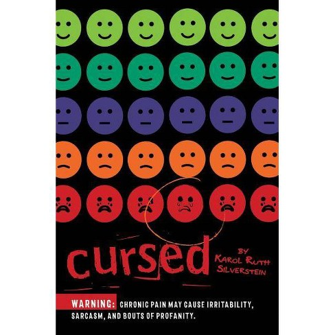 Cursed - by  Karol Ruth Silverstein (Hardcover) - image 1 of 1