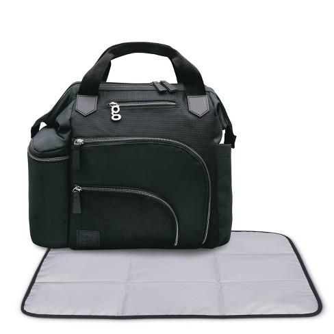 Go by Goldbug Wide Frame Diaper Bag Backpack - image 1 of 4