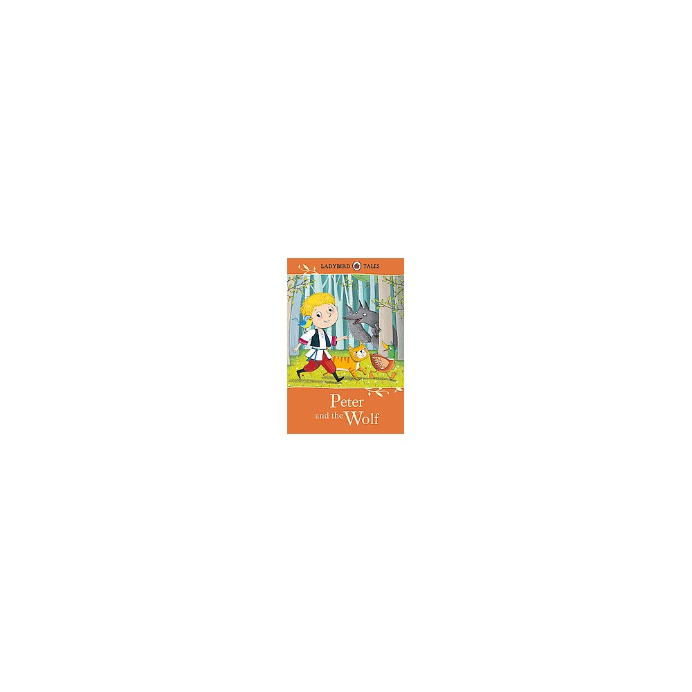 Peter and the Wolf (Hardcover)