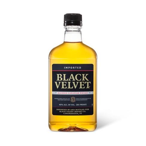Black Velvet Canadian Whisky - 375ml Plastic Bottle - image 1 of 1