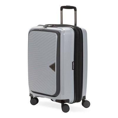 SWISSGEAR 20  Geneva Hardside Carry On Suitcase - Gray