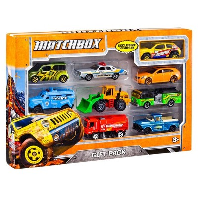 Matchbox 9 Car Pack - Styles may vary