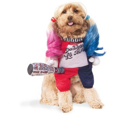 Rubies Pet Suicide Squad Harley Quinn Costume