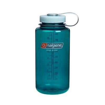 Nalgene 32oz Wide Mouth Water Bottle - Green