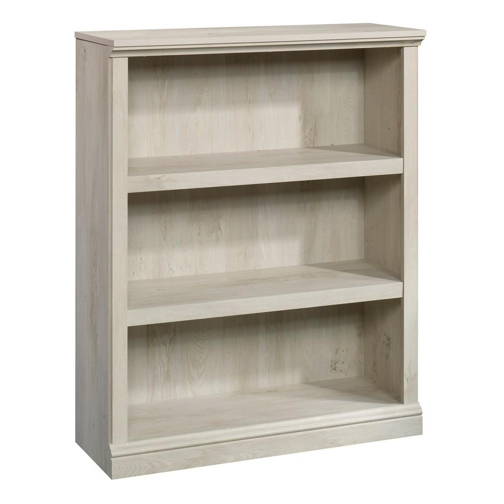 "Image of ""69.764"""" Decorative Bookshelf Chestnut - Sauder, Brown"""
