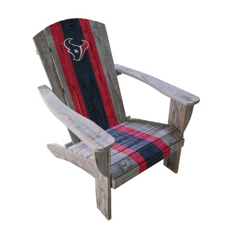 NFL Houston Texans Wooden Adirondack Chair - image 1 of 1
