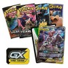 2019 Pokemon Trading Card Game Tag Team Fall Tin featuring Mewtwo & Mew - image 2 of 5