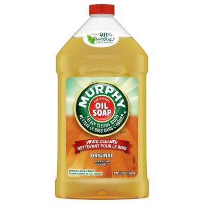 Murphy Oil Soap Wood Cleaner for Floors and Furniture - Original - 32 fl oz