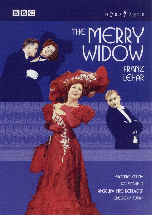 Merry widow      (Lehar) (DVD) - image 1 of 1