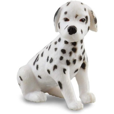Breyer Animal Creations CollectA Cats & Dogs Collection Miniature Figure | Dalmatian Puppy