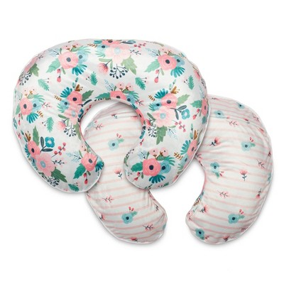 Boppy Boutique Nursing Pillow Cover - Pink Floral Duet
