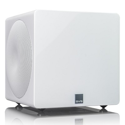 SVS 3000 Micro Subwoofer with Fully Active Dual 8-inch Drivers