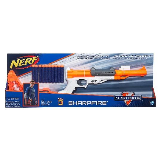 NERF N-Strike SharpFire Blaster image number null