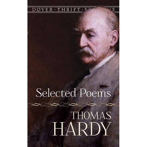 Selected Poems - (Dover Thrift Editions) by  Thomas Hardy (Paperback) - image 1 of 1