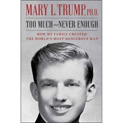 Too Much and Never Enough - by Mary L. Trump (Hardcover)