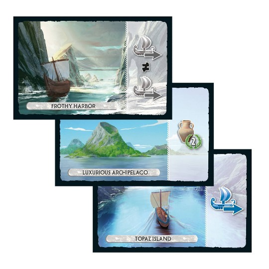 7 Wonders: Armada Expansion Board Game image number null