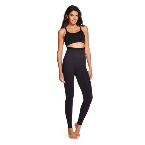 8e2a07ae72 Assets® by Spanx® Women s Hi Waist Seamless Leggings - Black. Shop all ...