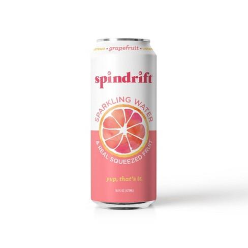 Spindrift Grapefruit Sparkling Water - 16 fl oz Can - image 1 of 1