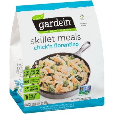 Gardein Chick'n Florentine Frozen Skillet Meals   20oz by Gardein