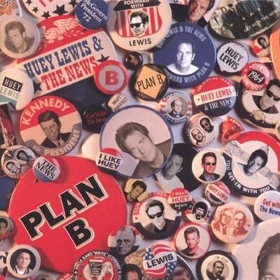 Huey Lewis & The New - Plan B (CD)