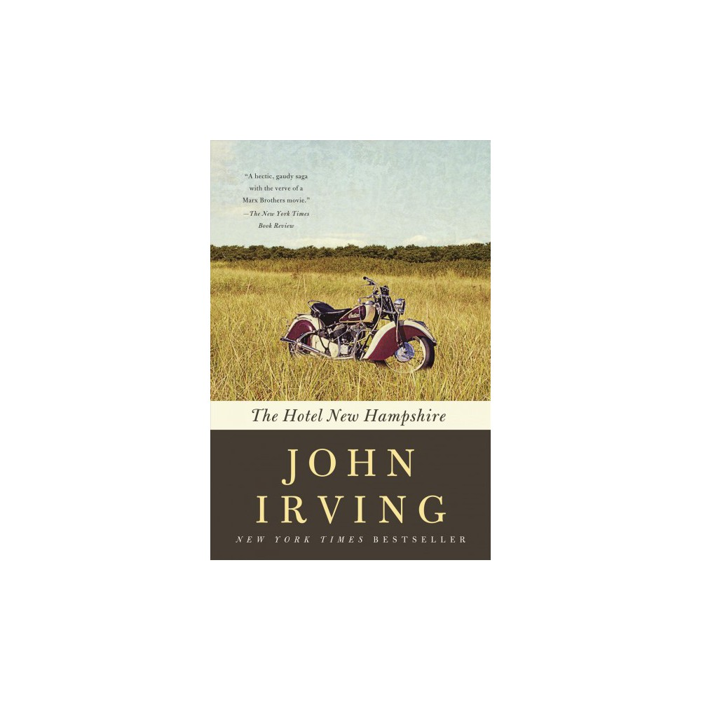 Hotel New Hampshire - Reprint (Ballantine Reader's Circle) by John Irving (Paperback)