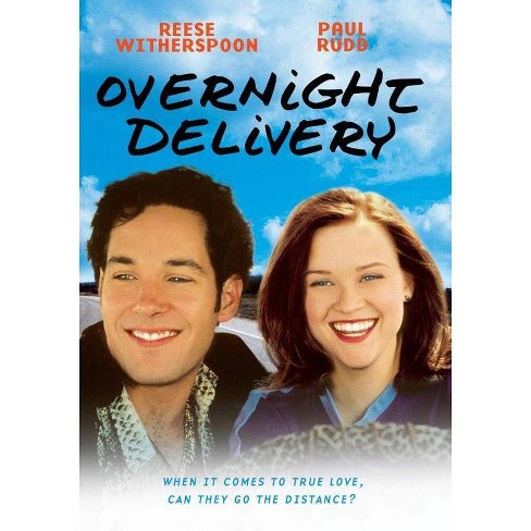 Overnight Delivery (DVD) - image 1 of 1