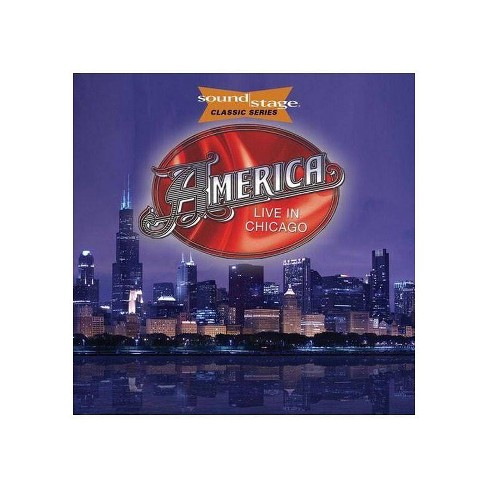 America: Live on Soundstage (DVD) - image 1 of 1