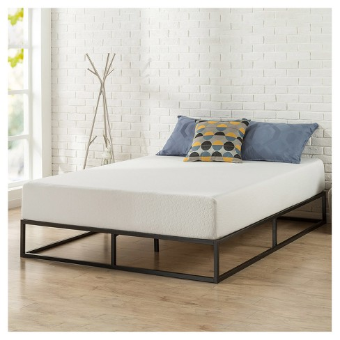 10 Quot Platforma Metal Bed Frame Zinus Target
